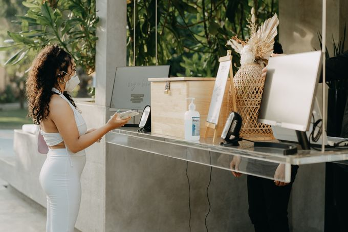 Wedding Reception of Bey & Tika by Wonderland Uluwatu - 007