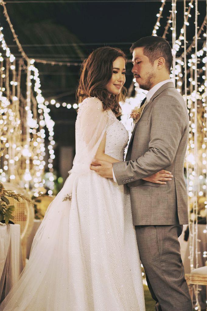 Dicky & Chelsea Wedding Day by Vivi Valencia - 049