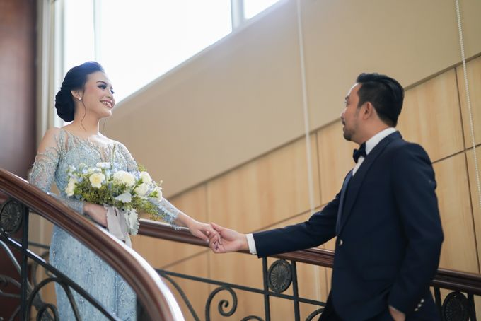 Wedding Day by Yosye Hamid Photography - 034