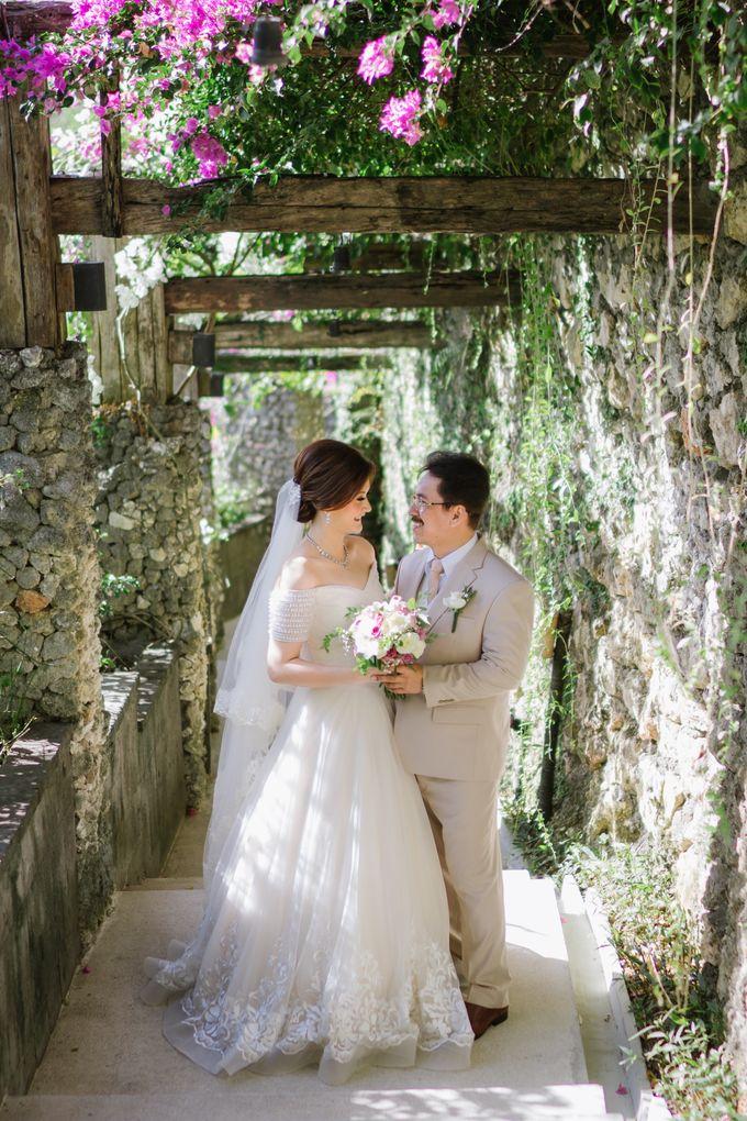 Bambang & Bunga Wedding by KAMAYA BALI - 003