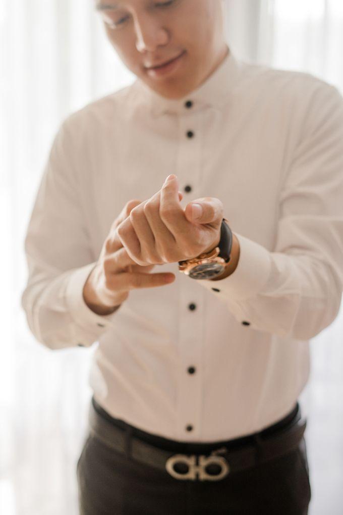 Wedding Day of Daniel & Jennie by Écru Pictures - 029