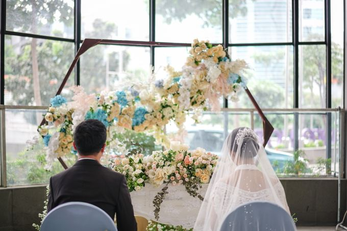 WEDDING @MERCURE GATOT SUBROTO by GLORIOSA DECORATION - 001