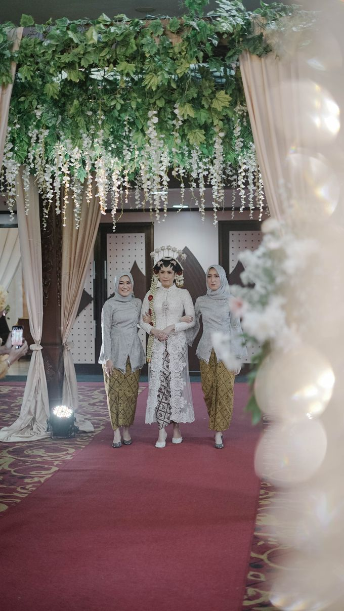 Saskia & Pungki by Simple Wedding Organizer - 014