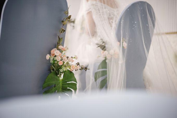 WEDDING @MERCURE GATOT SUBROTO by GLORIOSA DECORATION - 002