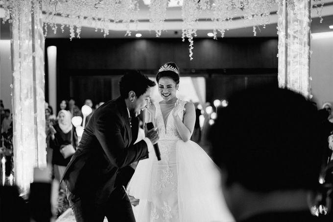 Wedding Day of Vicky & Irindacil by Ricky-L Photo & Bridal  - 005