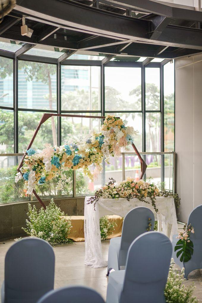 WEDDING @MERCURE GATOT SUBROTO by GLORIOSA DECORATION - 004