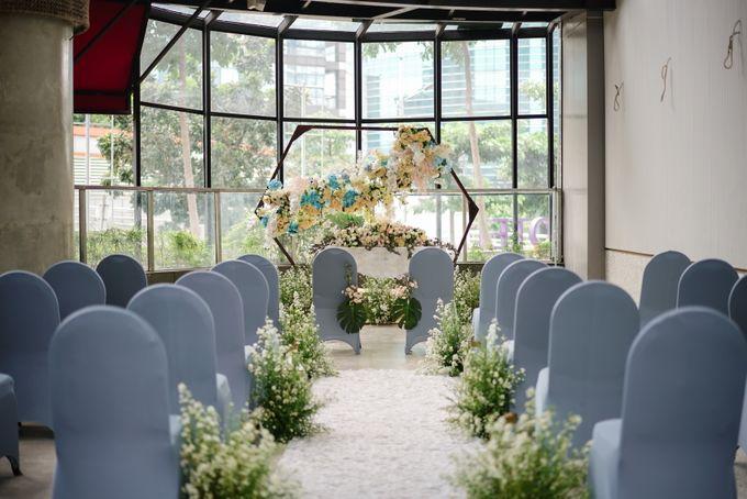 WEDDING @MERCURE GATOT SUBROTO by GLORIOSA DECORATION - 005