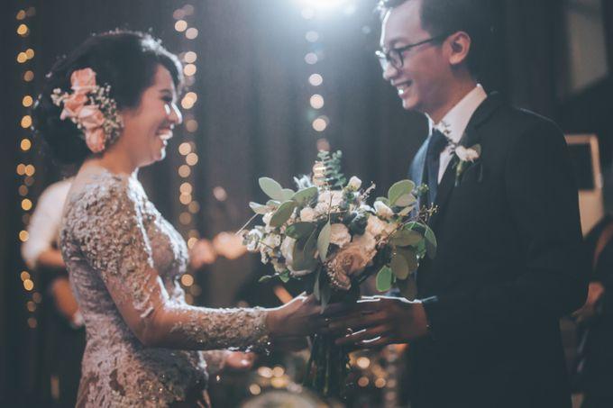 Resepsi Pernikahan Satria & Putri at Hotel Atlet Century by GoFotoVideo - 021