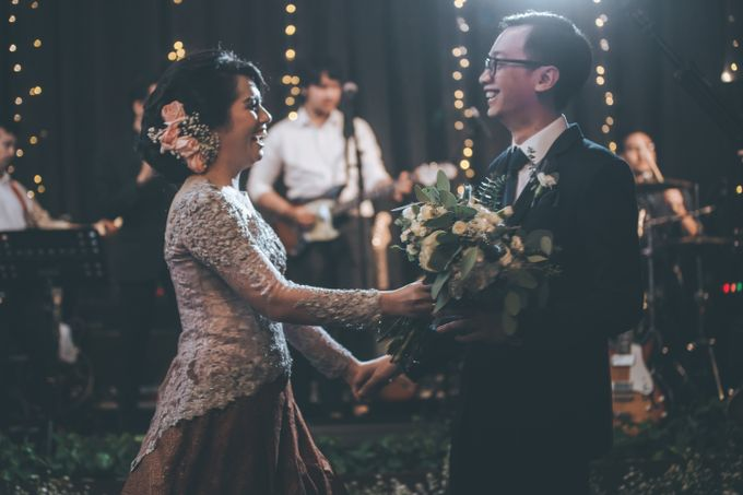 Resepsi Pernikahan Satria & Putri at Hotel Atlet Century by GoFotoVideo - 002