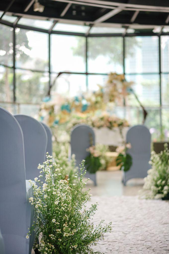 WEDDING @MERCURE GATOT SUBROTO by GLORIOSA DECORATION - 006
