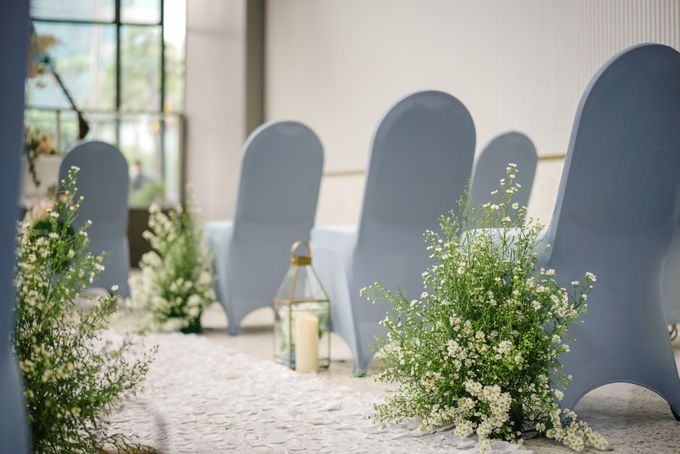 WEDDING @MERCURE GATOT SUBROTO by GLORIOSA DECORATION - 007