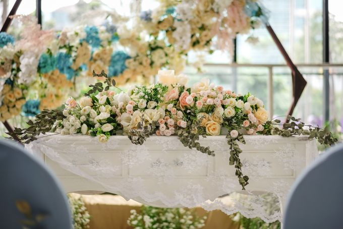 WEDDING @MERCURE GATOT SUBROTO by GLORIOSA DECORATION - 008