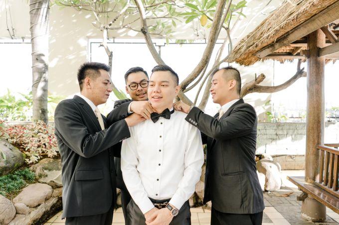 Wedding Day of Daniel & Jennie by Écru Pictures - 018