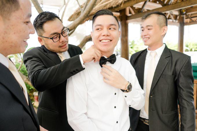 Wedding Day of Daniel & Jennie by Écru Pictures - 016