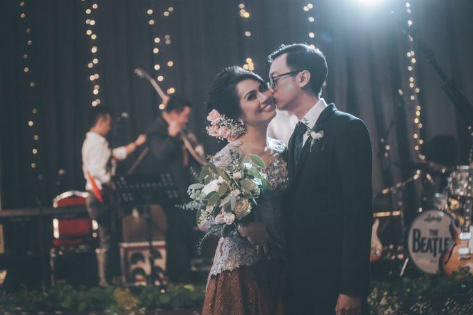 Resepsi Pernikahan Satria & Putri at Hotel Atlet Century by GoFotoVideo - 003