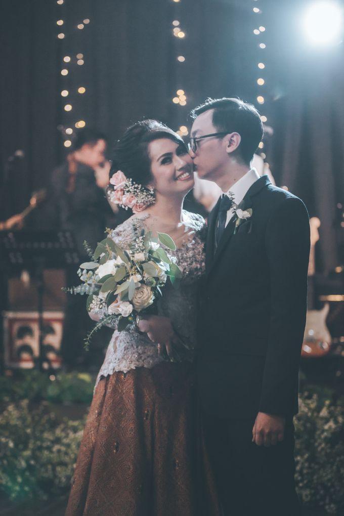 Resepsi Pernikahan Satria & Putri at Hotel Atlet Century by GoFotoVideo - 009