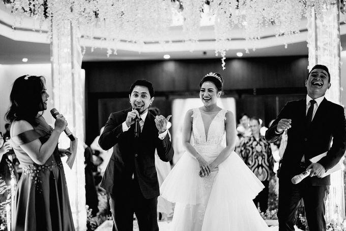 Wedding Day of Vicky & Irindacil by Ricky-L Photo & Bridal  - 003