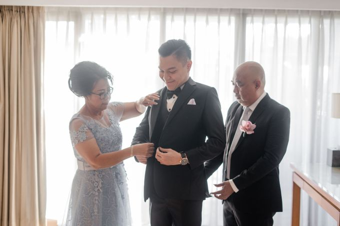 Wedding Day of Daniel & Jennie by Écru Pictures - 014