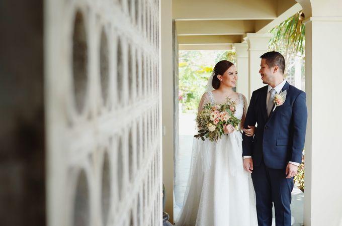 Dicky & Chelsea Wedding Day by Vivi Valencia - 031