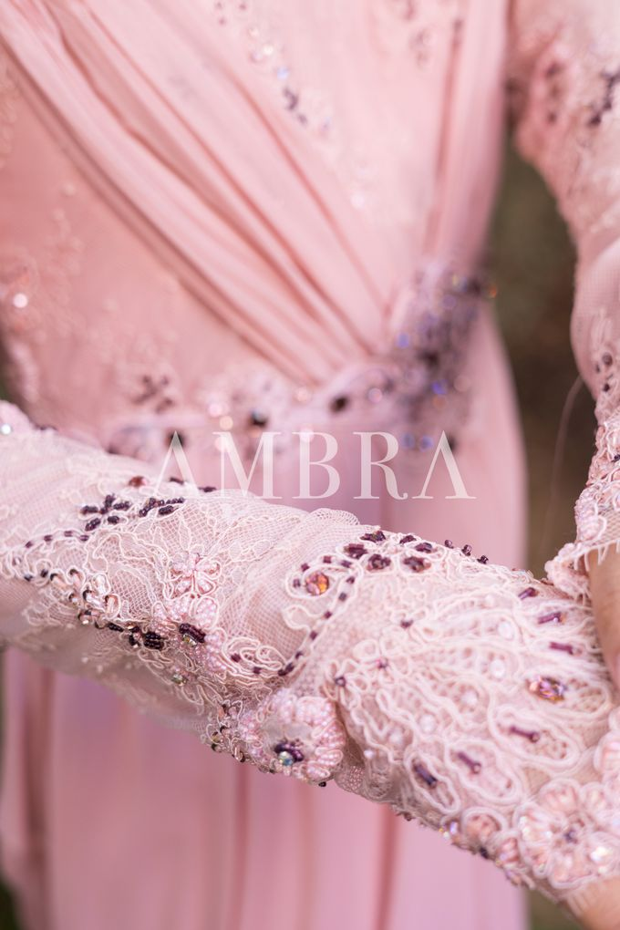 Najwa Dress by Ambra Studio - 002