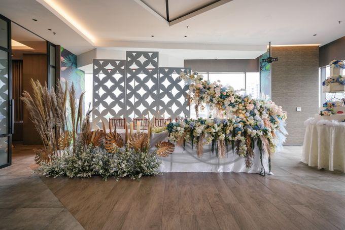 WEDDING @MERCURE GATOT SUBROTO by GLORIOSA DECORATION - 012