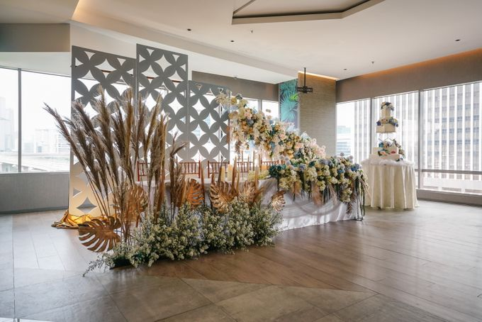 WEDDING @MERCURE GATOT SUBROTO by GLORIOSA DECORATION - 013
