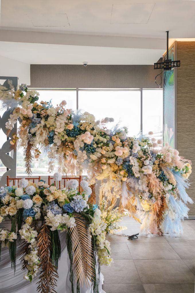 WEDDING @MERCURE GATOT SUBROTO by GLORIOSA DECORATION - 015