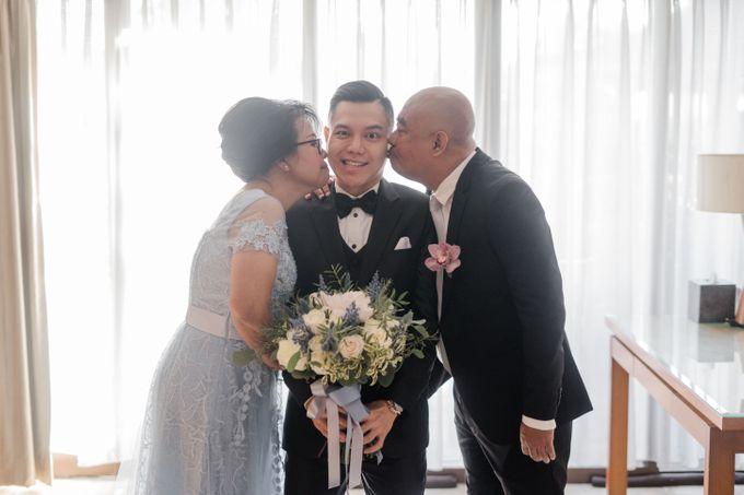 Wedding Day of Daniel & Jennie by Écru Pictures - 011