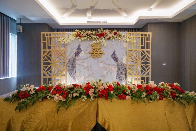 WEDDING @MERCURE GATOT SUBROTO by GLORIOSA DECORATION - 016