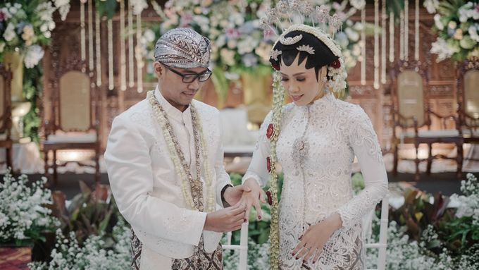 Saskia & Pungki by Simple Wedding Organizer - 015