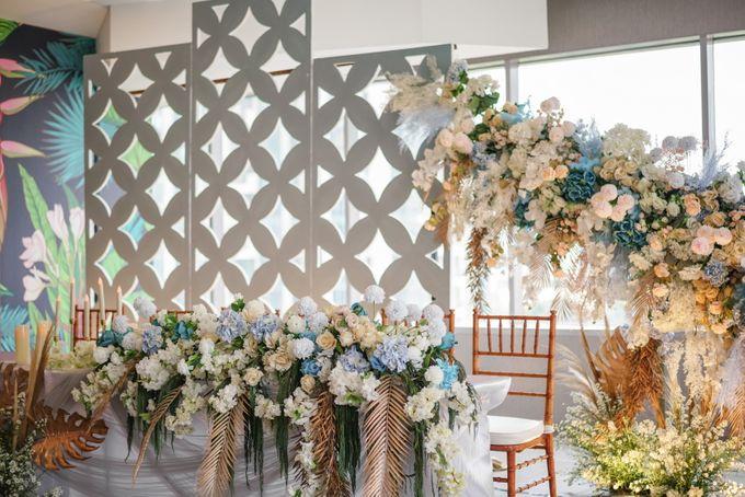 WEDDING @MERCURE GATOT SUBROTO by GLORIOSA DECORATION - 018