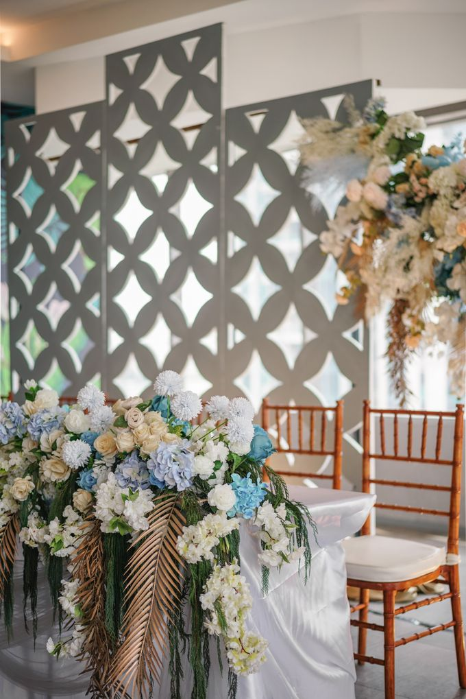 WEDDING @MERCURE GATOT SUBROTO by GLORIOSA DECORATION - 019