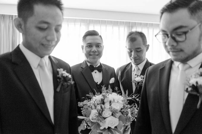 Wedding Day of Daniel & Jennie by Écru Pictures - 009