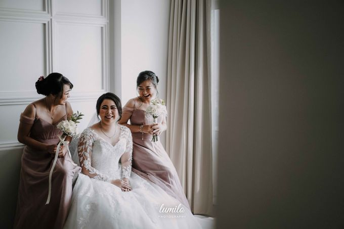 Wedding of Edo & Heidy by Lumilo Photography - 004