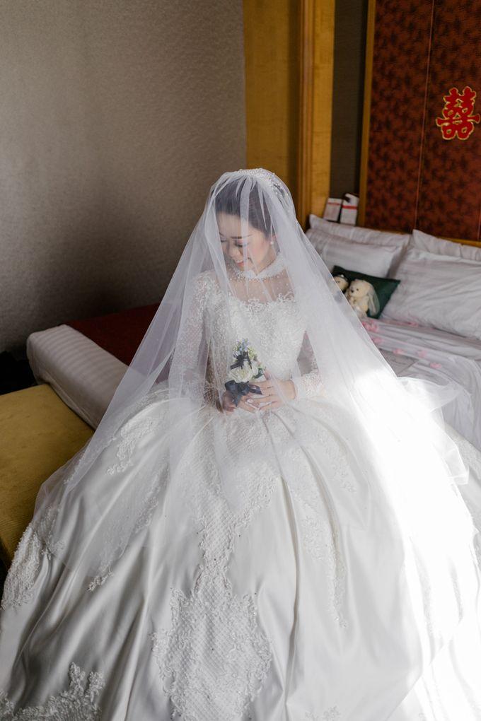 Wedding Day of Daniel & Jennie by Écru Pictures - 008