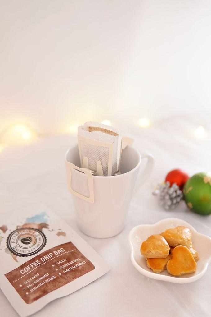COFFEE DRIP BAG SOUVENIR by Jollene Gifts - 003
