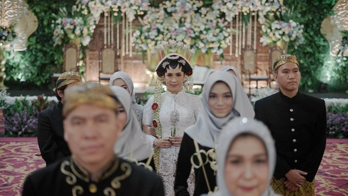 Saskia & Pungki by Simple Wedding Organizer - 018