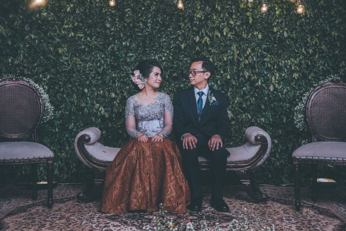 Resepsi Pernikahan Satria & Putri at Hotel Atlet Century by GoFotoVideo - 038