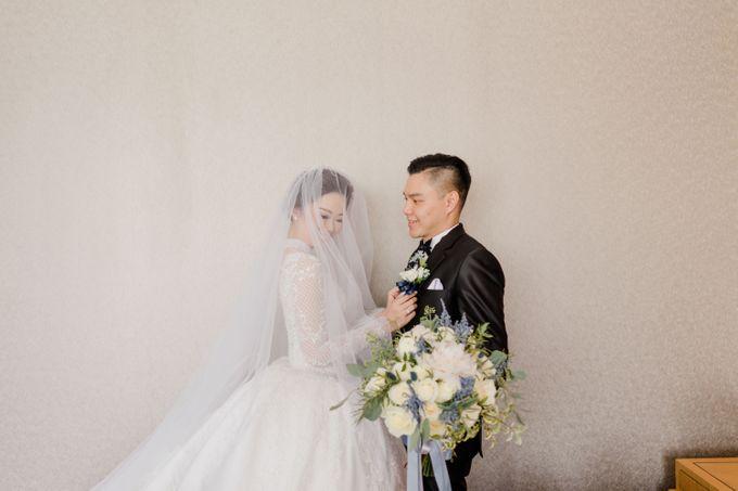 Wedding Day of Daniel & Jennie by Écru Pictures - 045