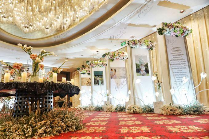 Ritz Carlton Pacific Place, 3 Aug '19 by Pisilia Wedding Decoration - 004