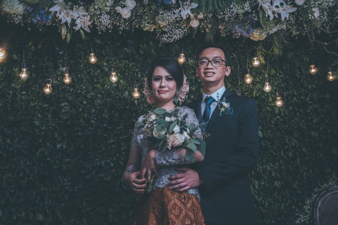 Resepsi Pernikahan Satria & Putri at Hotel Atlet Century by GoFotoVideo - 039