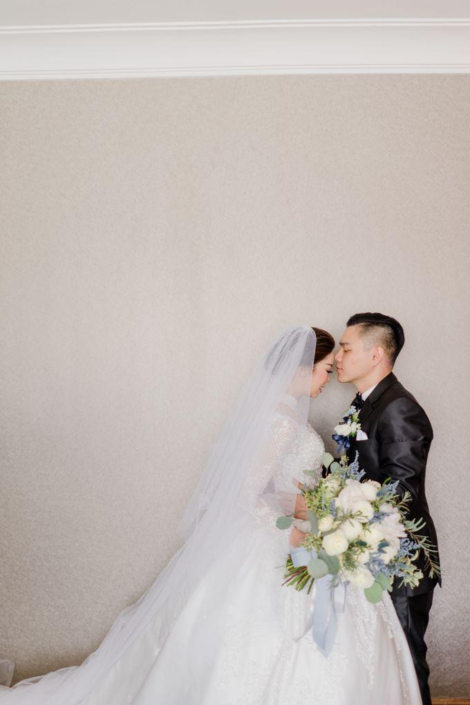Wedding Day of Daniel & Jennie by Écru Pictures - 044
