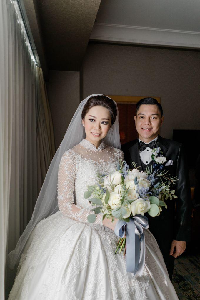 Wedding Day of Daniel & Jennie by Écru Pictures - 043