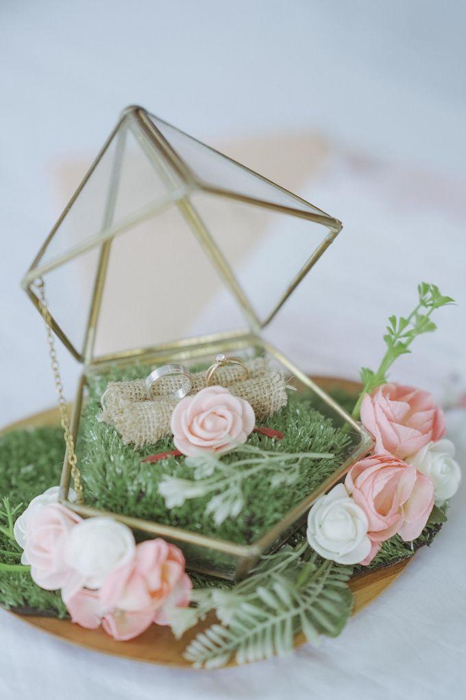 Wedding Allysha & Rachman by UK International Jakarta - 004