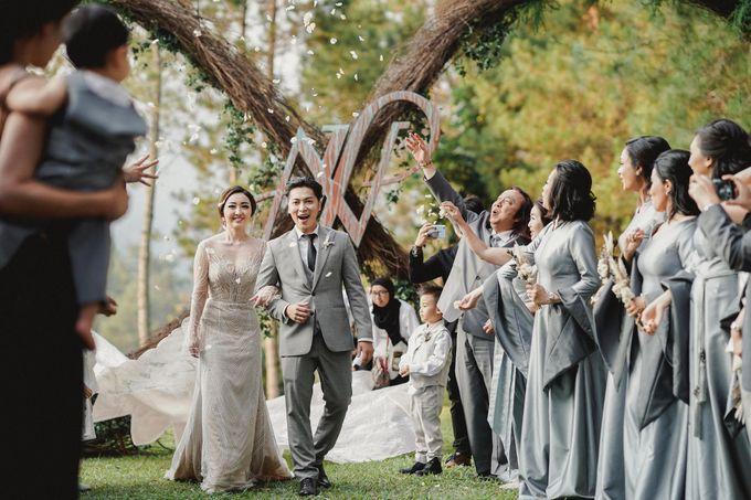 Joseph & Nadine Wedding by Hilda by Bridestory - 016