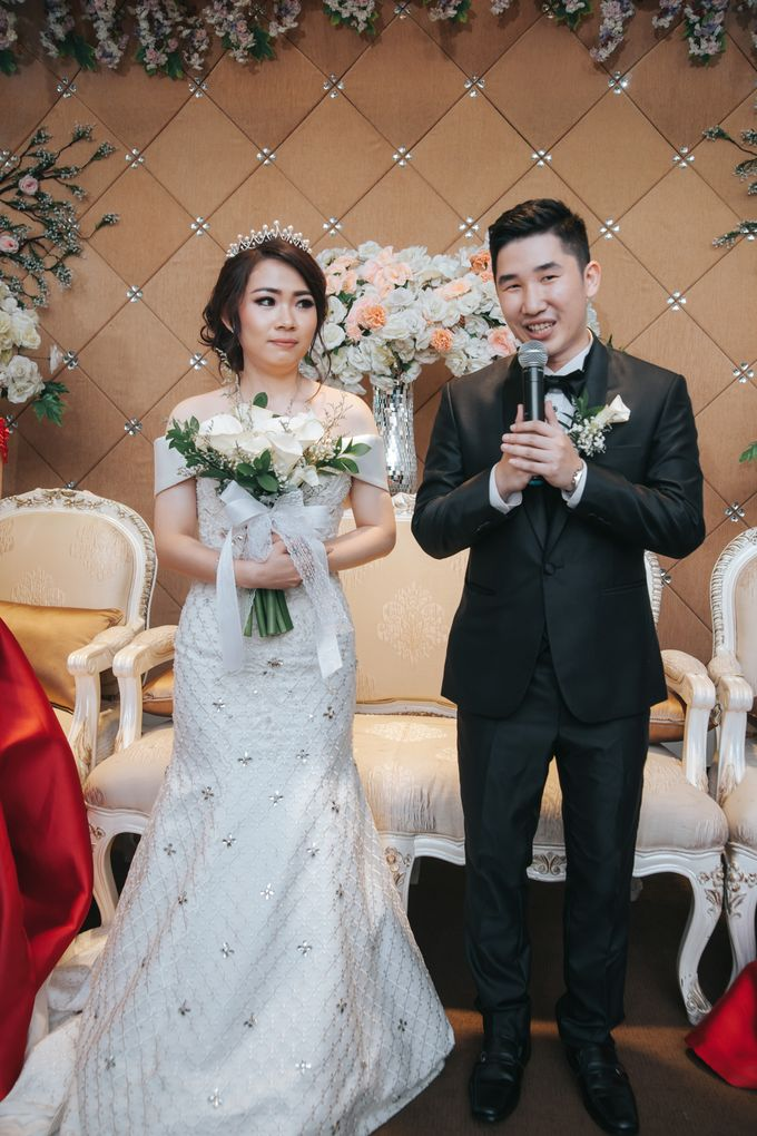Resepsi dan Pemberkatan Irene & Adit at Central Resto by GoFotoVideo - 039