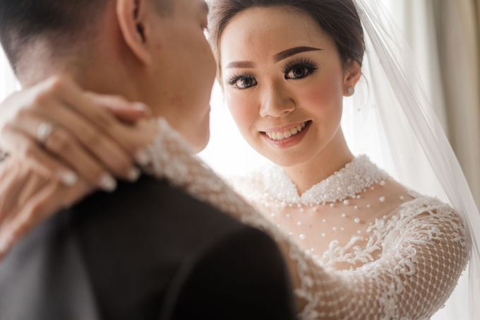 Wedding Day of Daniel & Jennie by Écru Pictures - 041