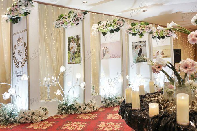 Ritz Carlton Pacific Place, 3 Aug '19 by Pisilia Wedding Decoration - 005