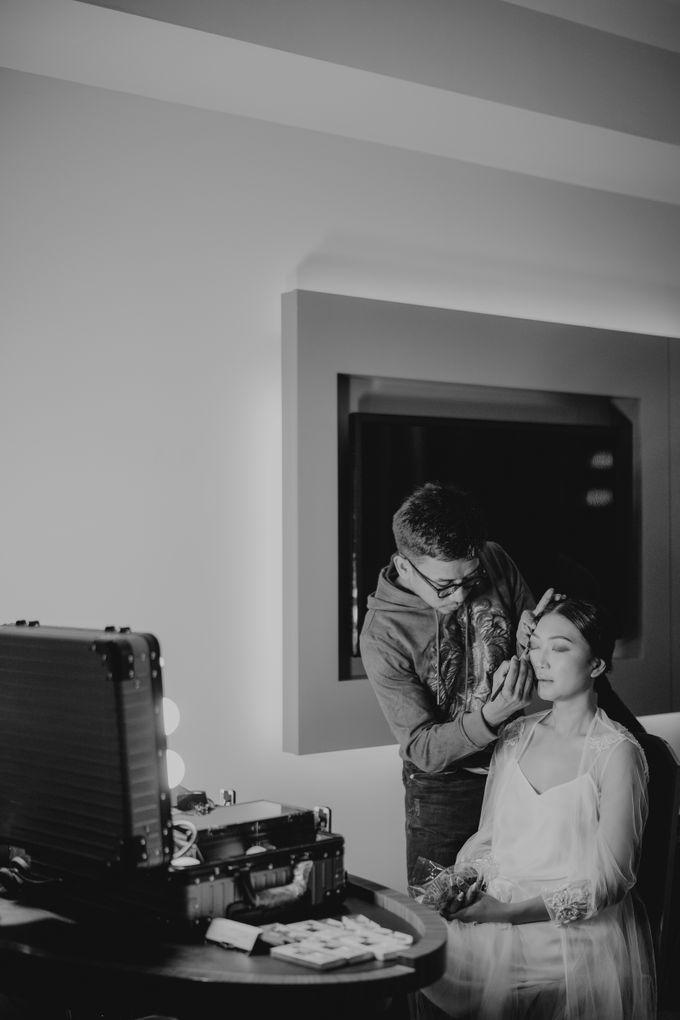 Bambang & Jesica Wedding by Iris Photography - 001
