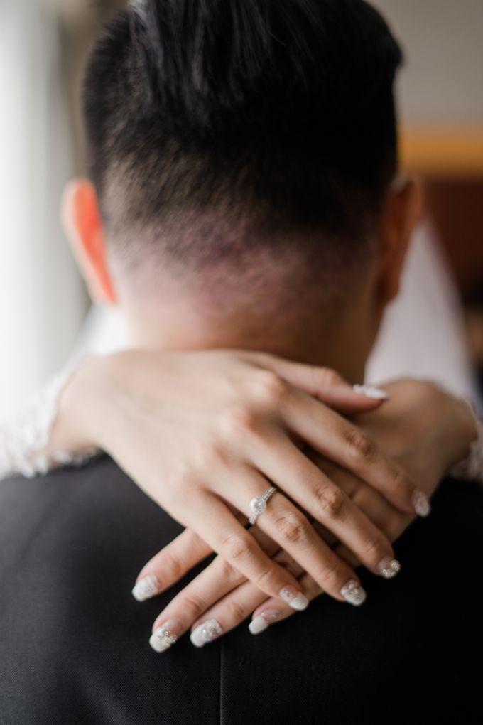 Wedding Day of Daniel & Jennie by Écru Pictures - 040